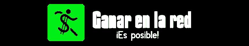 Ganar en la red logo PSD 1
