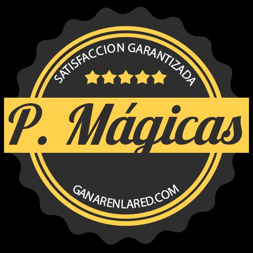 Sello de garantía Portadas Mágicas