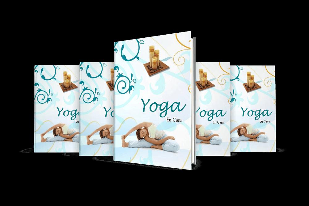 Yoga en casa 5 horizontales