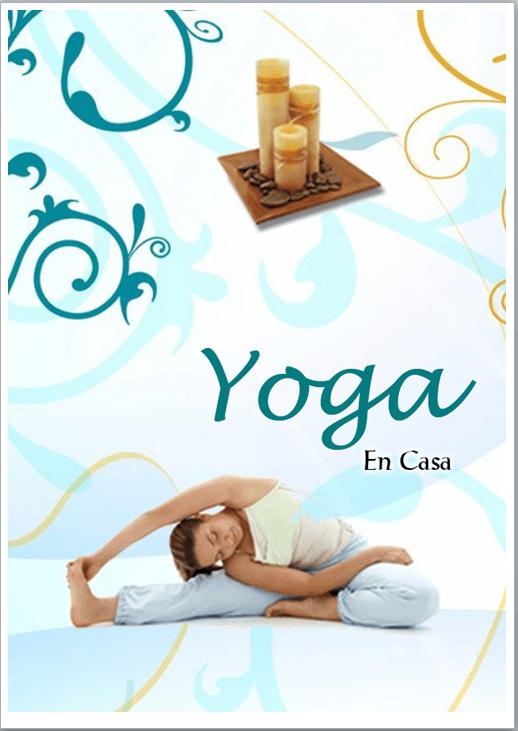 Yoga en casa ebook PLR