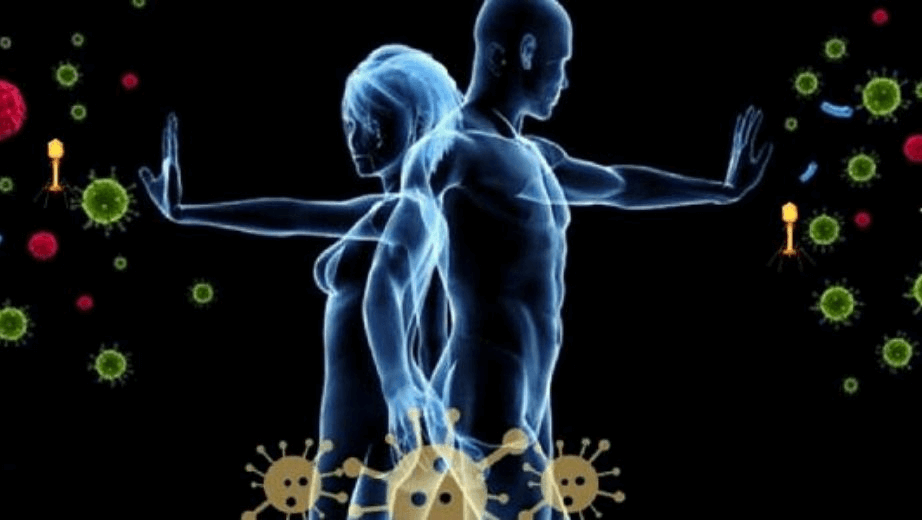 Sistema inmunológico background 4